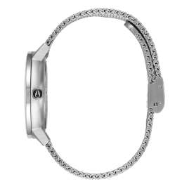 Nixon A1087 307 Rollo 38 SS Ladies Wristwatch Navy