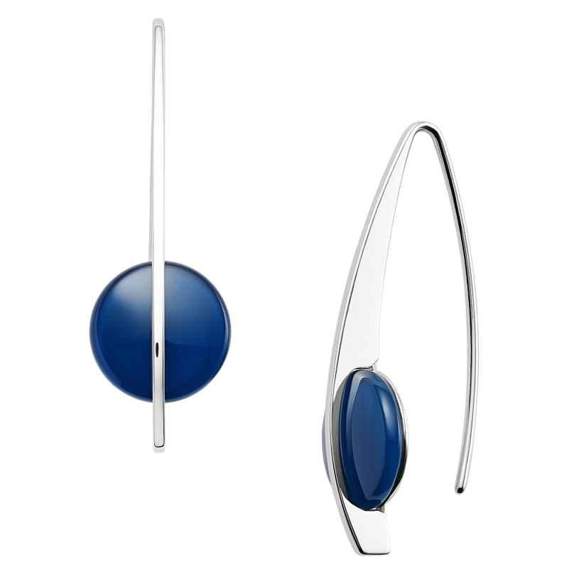 Skagen SKJ1293040 Damen-Ohrhänger Ohrringe Sea Glass 4053858433182