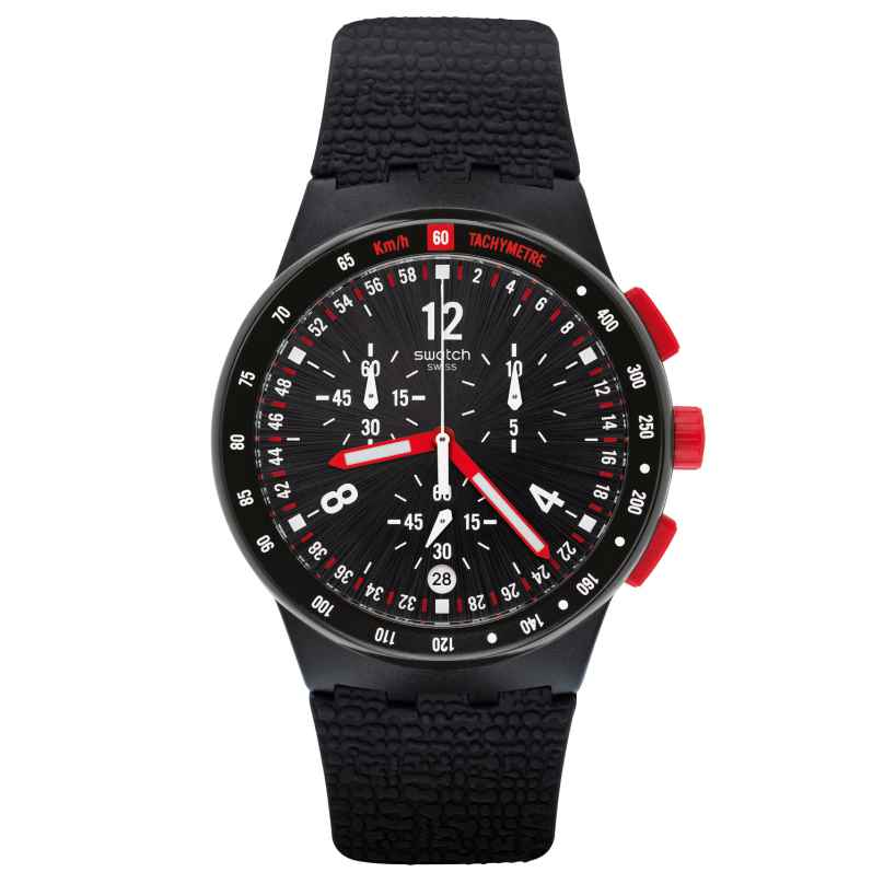 Swatch SUSB411 Men's Watch Chronograph Stand Hall 7610522780996