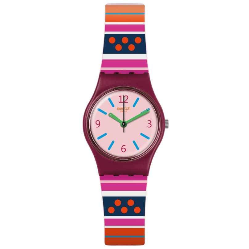 Swatch LP152 Armbanduhr für Mädchen Laraka 7610522786240