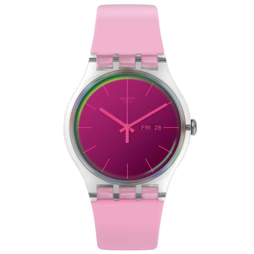 Swatch SUOK710 Armbanduhr Polarose 7610522799899