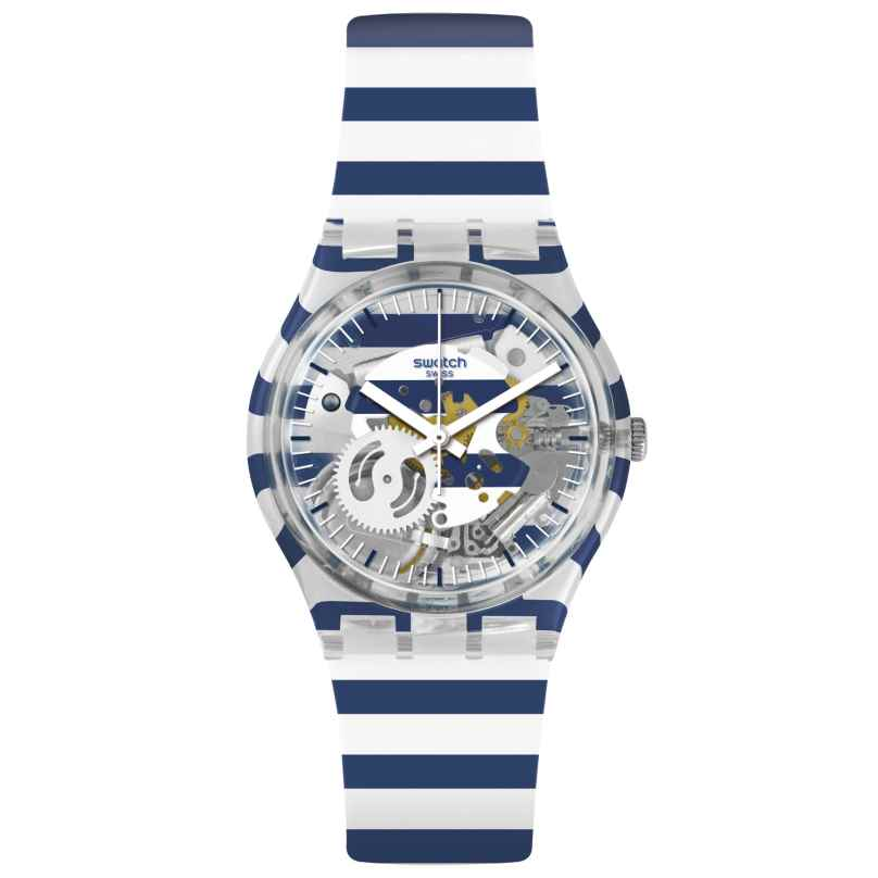 Swatch GE270 Armbanduhr Just Paul 7610522800595