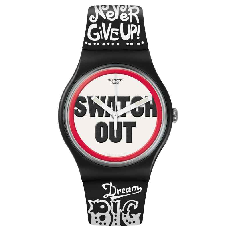 Swatch SUOB160 Armbanduhr Swatch Out 7610522800182