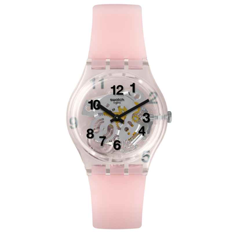 Swatch GP158 Damenuhr Pink Board 7610522800618