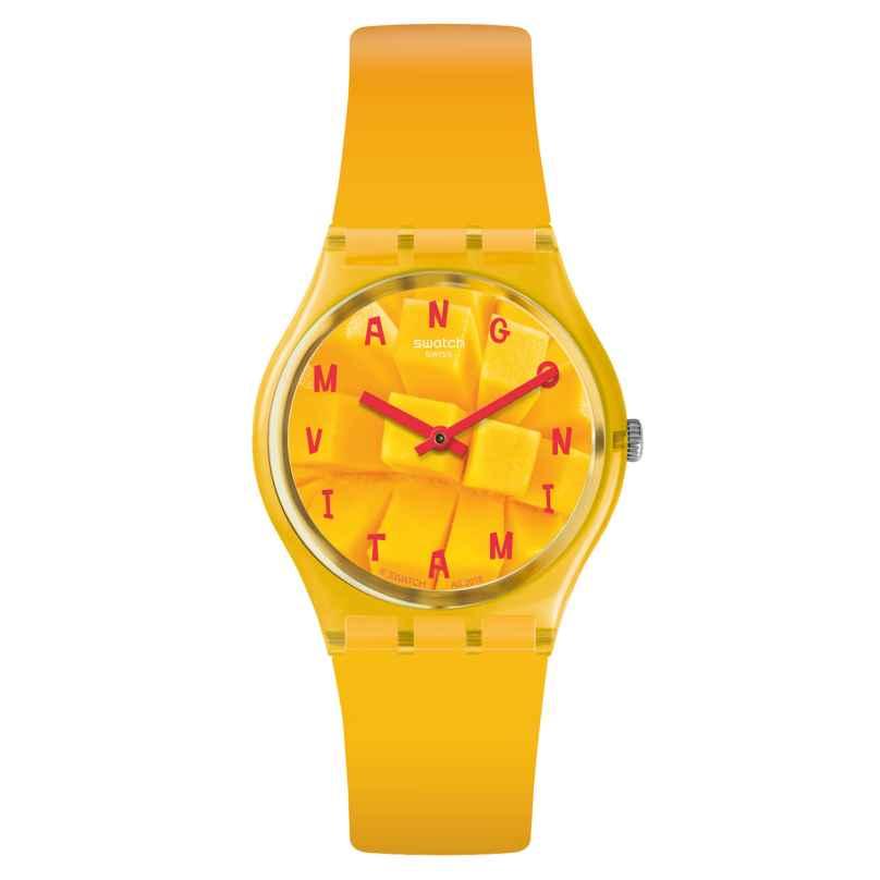 Swatch GO119 Armbanduhr Coeur de Mangue 7610522800854