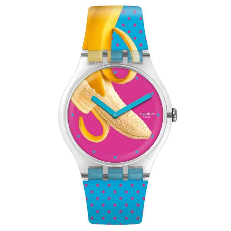 Swatch SUOK140 Wristwatch Banana Slip 7610522800939