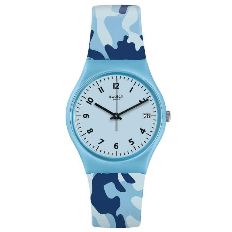Swatch GS402 Wristwatch Camoublue 7610522812451