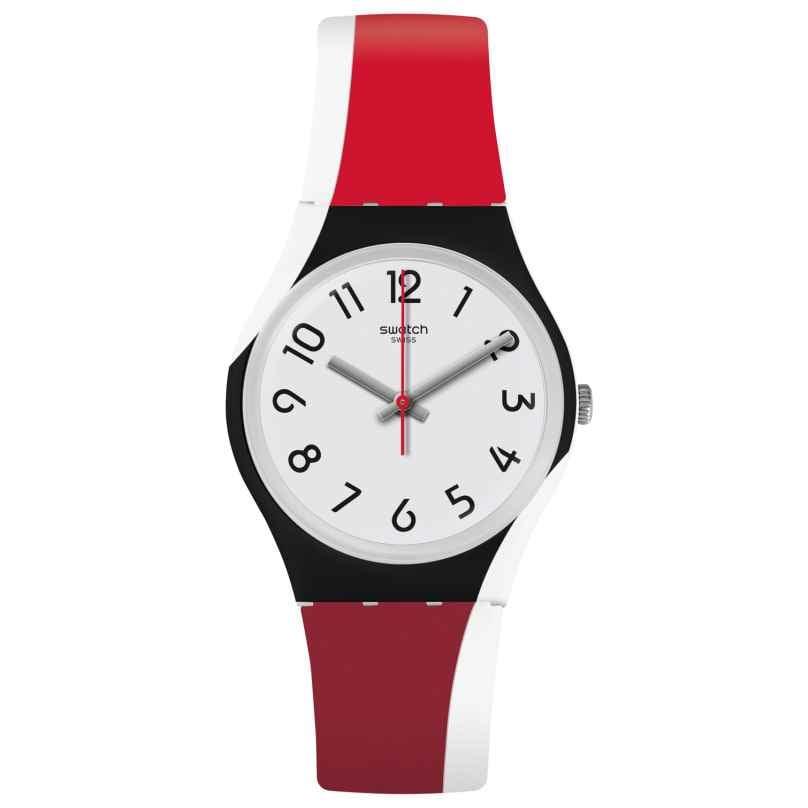 Swatch GW208 Armbanduhr Redtwist 7610522809789