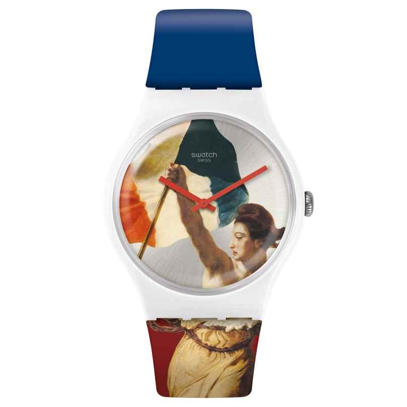 Swatch SUOZ316 Armbanduhr L.E.P. 7610522816473