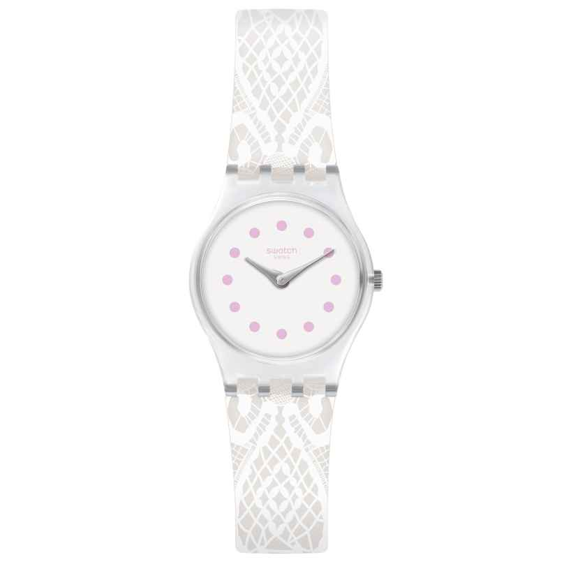 Swatch LK394 Damen-Armbanduhr Dantellina 7610522812963