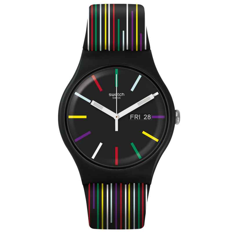 Swatch SUOB729 Watch Nuit D'Ete 7610522812291