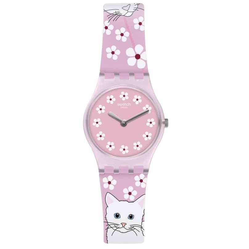Swatch LP156 Ladies´ Wristwatch Minou Minou 7610522812987