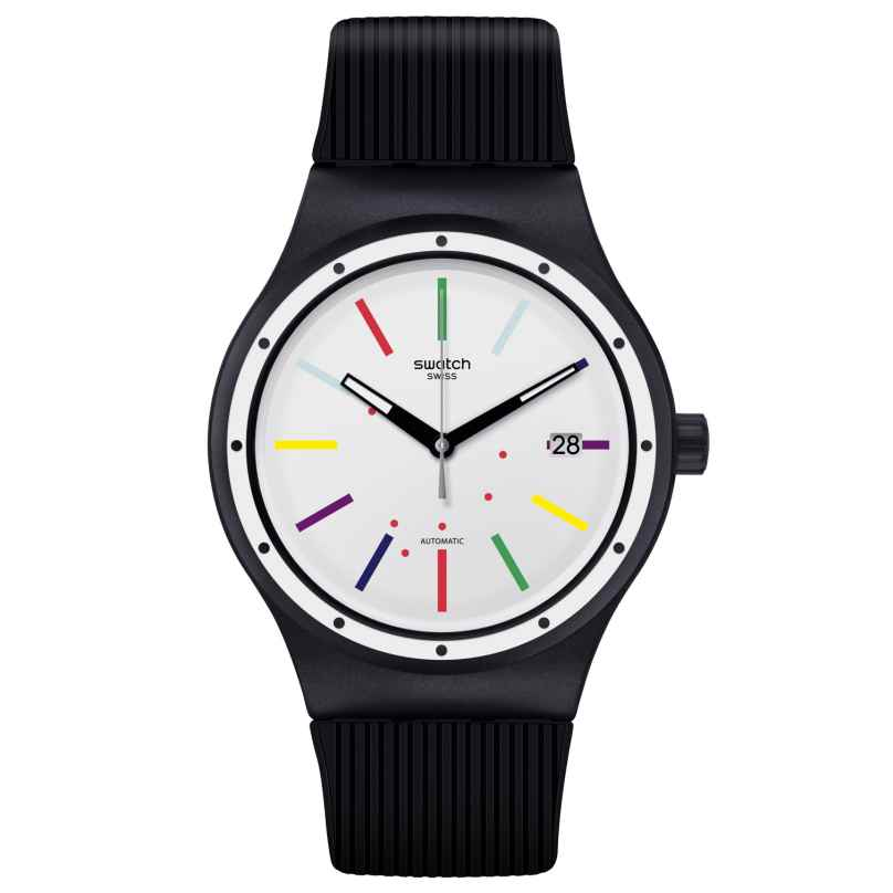 Swatch SUTB408 Automatikuhr Sistem Col-Ora 7610522813007