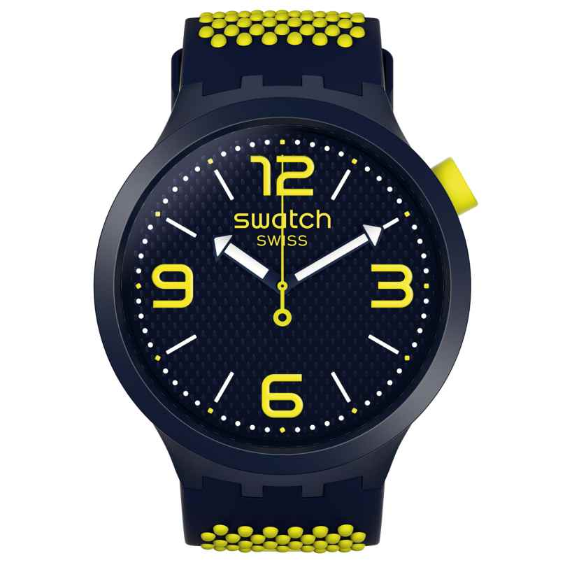 Swatch SO27N102 Big Bold Armbanduhr BBNeon 7610522818064