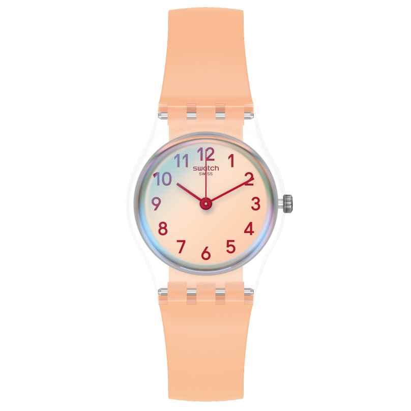 Swatch LK395 Damenuhr Casual Pink 7610522820777