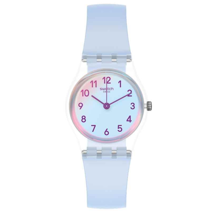 Swatch LK396 Ladies' Watch Casual Blue 7610522820241