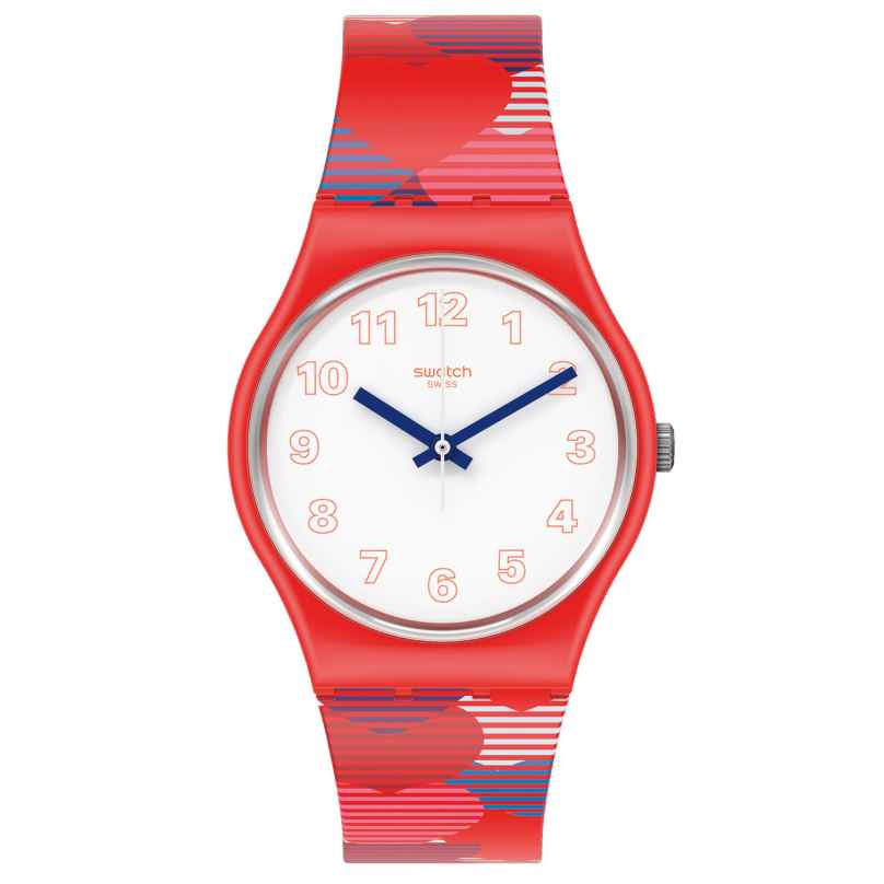 Swatch GR182 Damenuhr Heart Lots 7610522823297