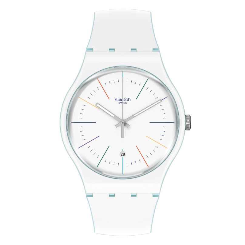 Swatch SUOS404 Armbanduhr White Layered 7610522822467