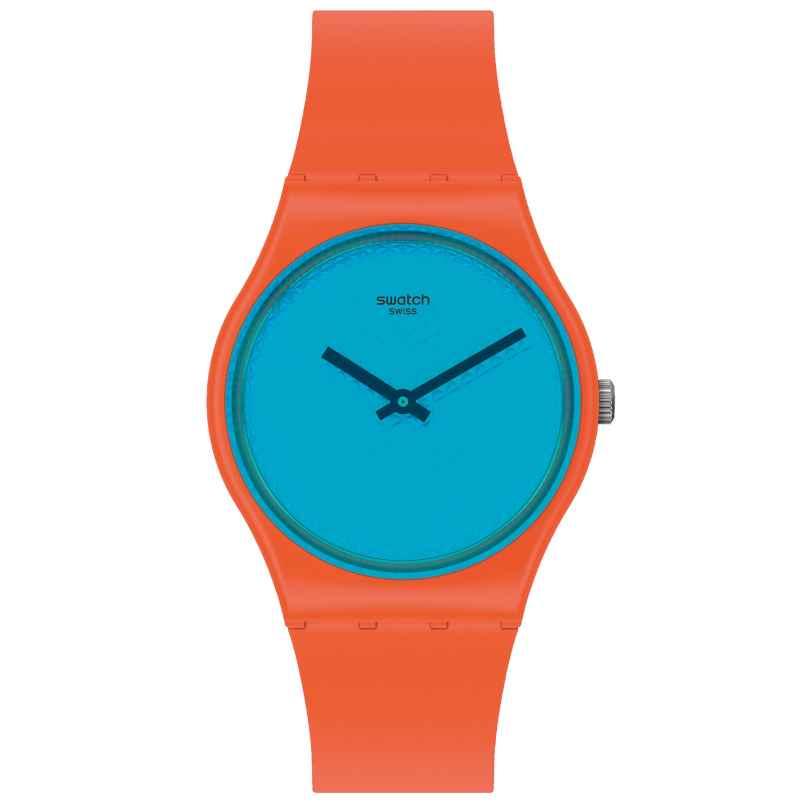 Swatch GO121 Armbanduhr Urban Blue 7610522826472