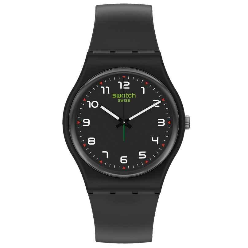 Swatch SO28B100 Wristwatch Masa Black 7610522820845