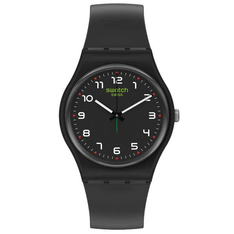 Swatch SO28B100 Armbanduhr Masa Schwarz 7610522820845