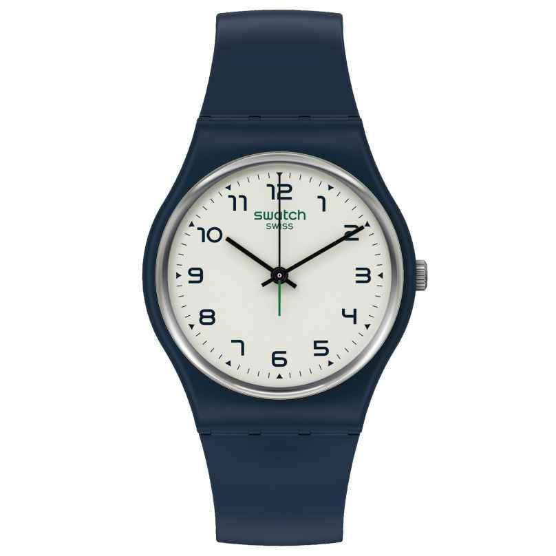 Swatch SO28N101 Armbanduhr Sigan Dunkelblau 7610522820937