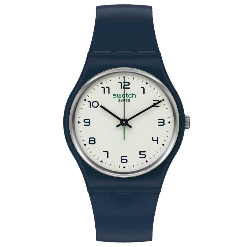 Swatch SO28N101 Wristwatch Sigan Dark Blue 7610522820937