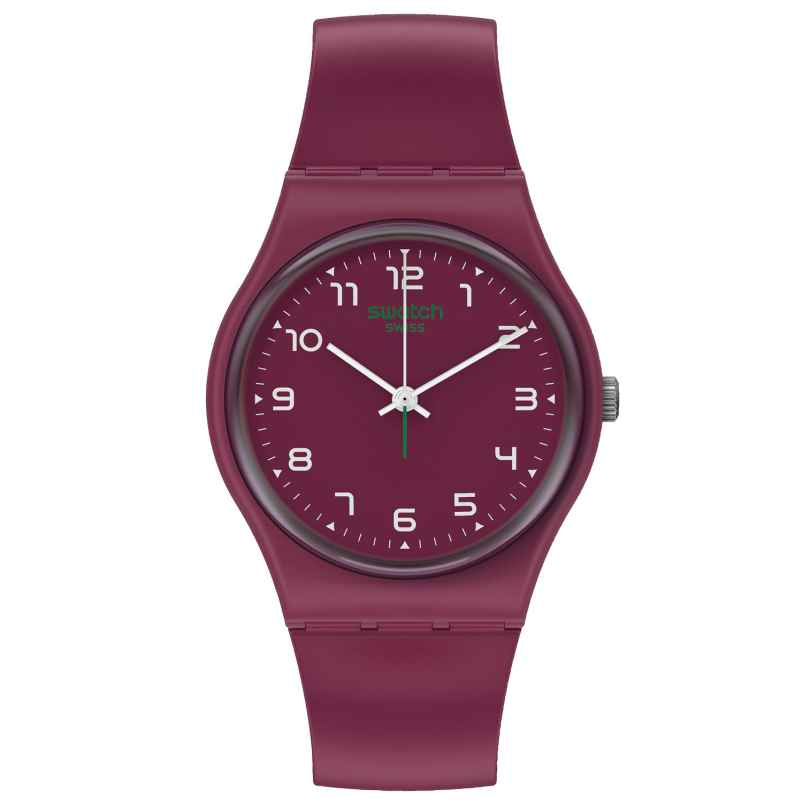 Swatch SO28R103 Armbanduhr Wakit Rot 7610522820951