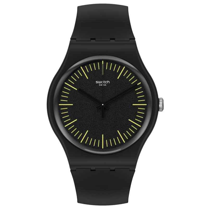 Swatch SUOB184 Armbanduhr Backnyellow 7610522833753