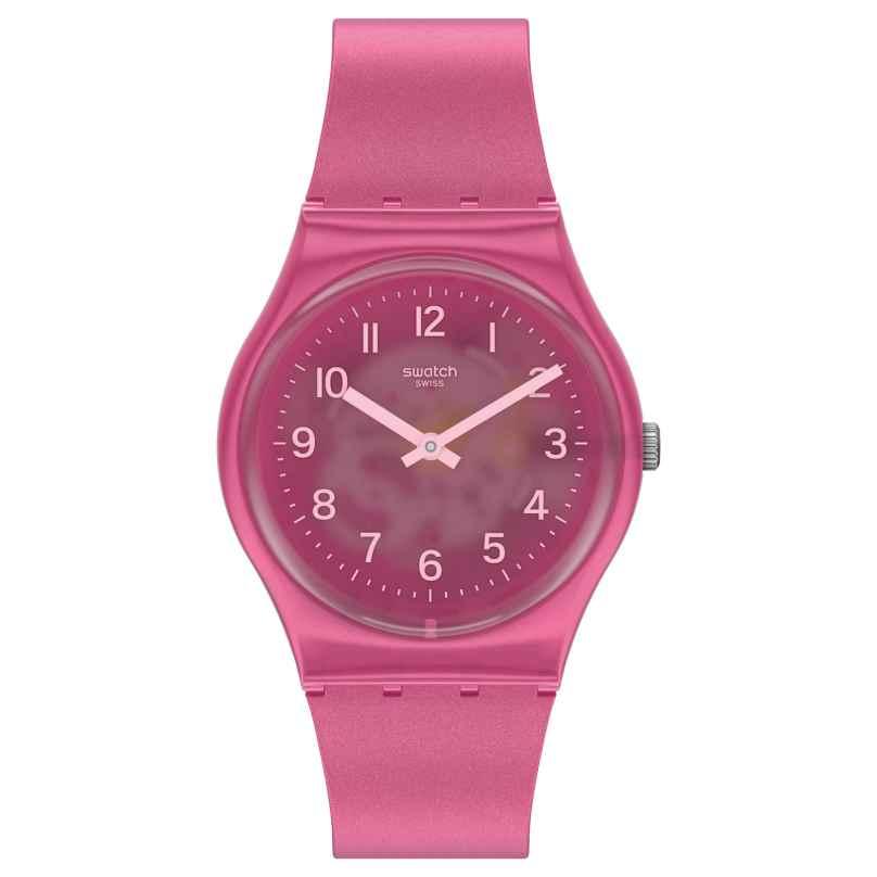 Swatch GL170 Women's Watch Blurry Pink 7610522836846