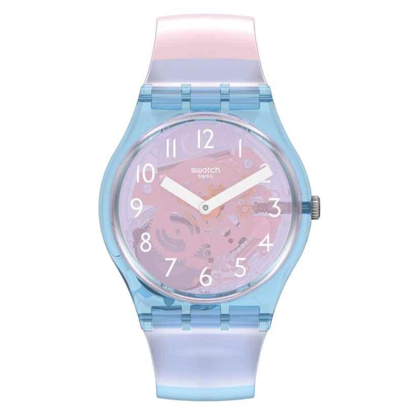 Swatch GL126 Damenuhr Pinkzure 7610522839328