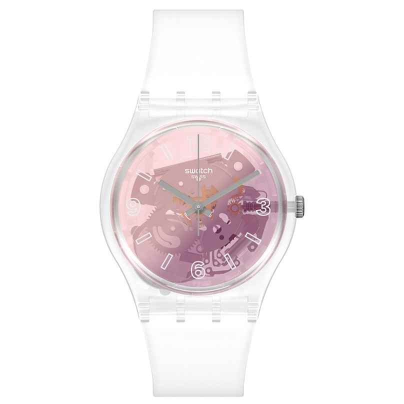 Swatch GE290 Ladies' Watch Pink Disco Fever 7610522843585