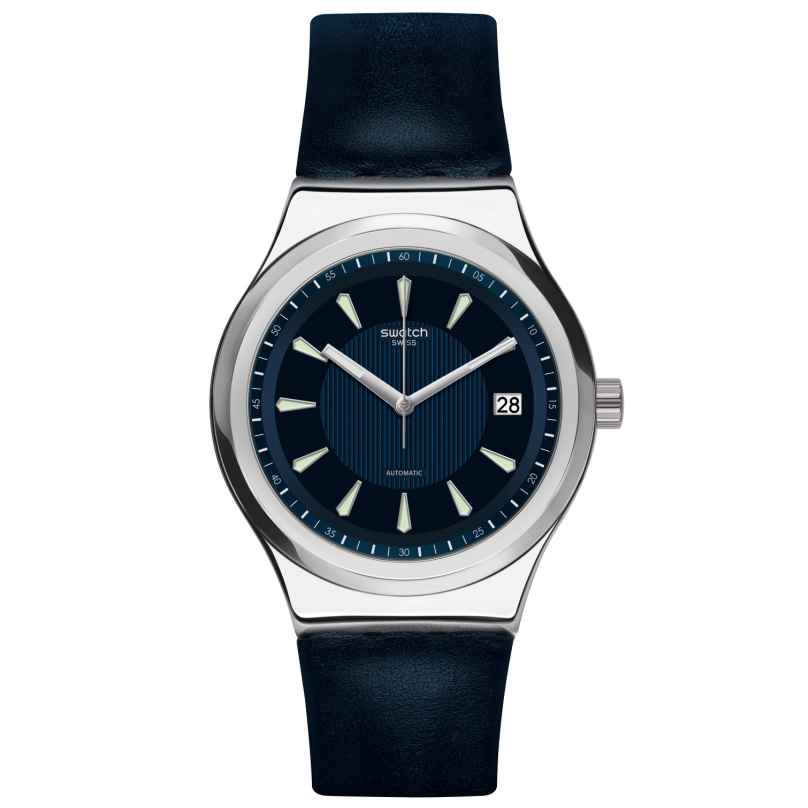 Swatch YIS420 Automatikuhr Sistem Lake 7610522787803