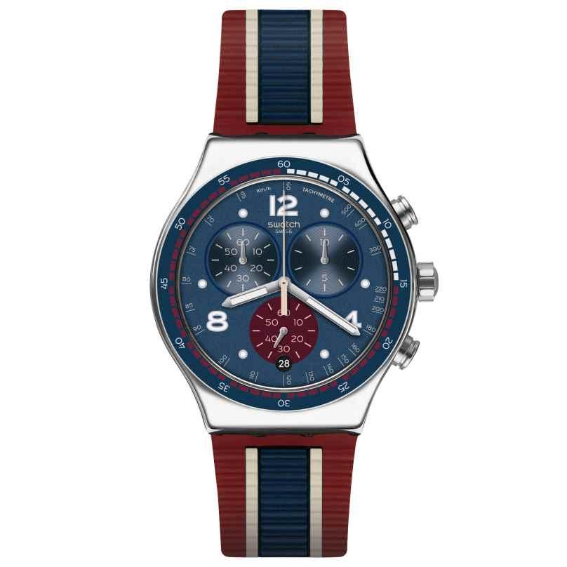 Swatch YVS449 Herrenuhr Chronograph College Time 7610522790803