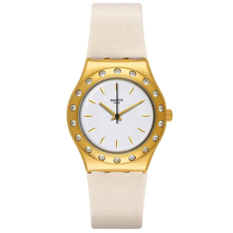 Swatch YLG137 Damen-Armbanduhr Linusa 7610522790773