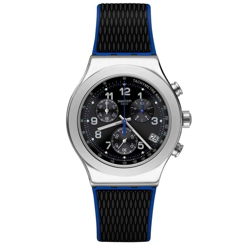 Swatch YVS451 Herrenuhr Chronograph Secret Mission 7610522800007