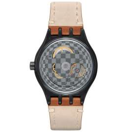 Swatch YIB402 Automatic Men´s Watch Sistem Thought