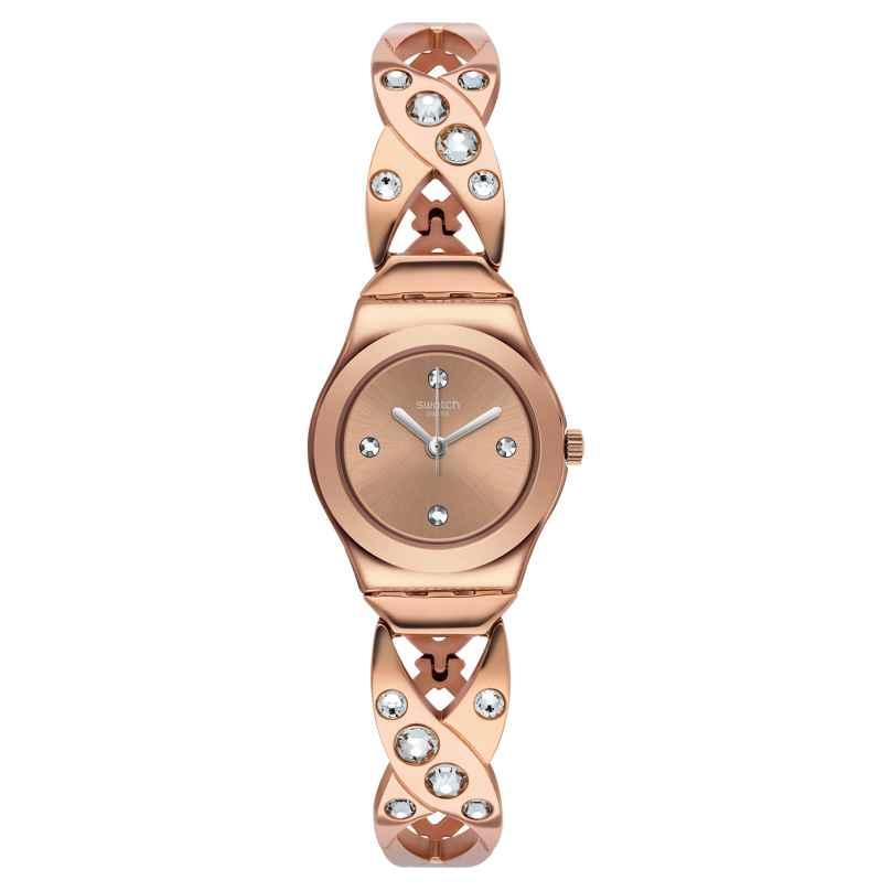 Swatch YSG165G Ladies' Watch Rose Hug 7610522820319