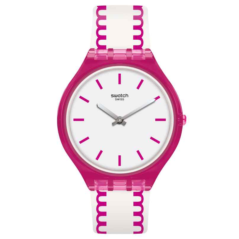 Swatch SVOP102 Skin Wristwatch for Ladies Skinpunch 7610522780255