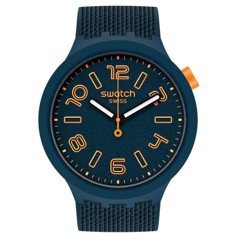 Swatch SO27N107 Big Bold Armbanduhr Burning Lava 7610522830837
