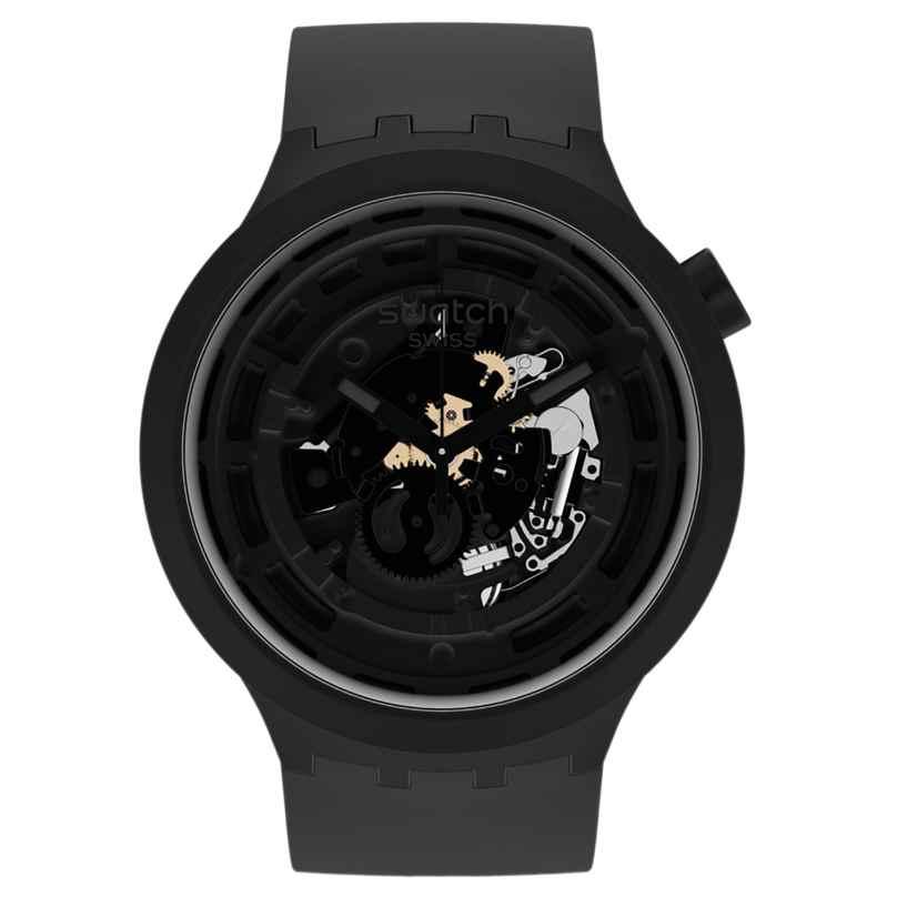 Swatch SB03B100 Big Bold Wristwatch C-Black 7610522838352