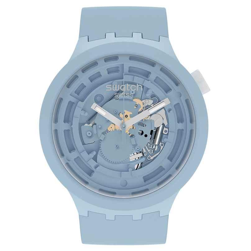 Swatch SB03N100 Big Bold Armbanduhr C-Blue 7610522838390