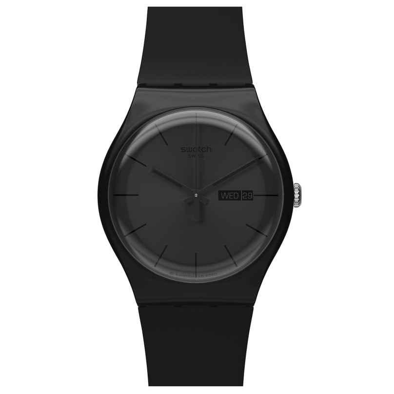 Swatch SUOB702 Black Rebel Herrenuhr 7610522252554