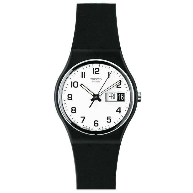 Swatch GB743 Once Again Armbanduhr 7610522115385