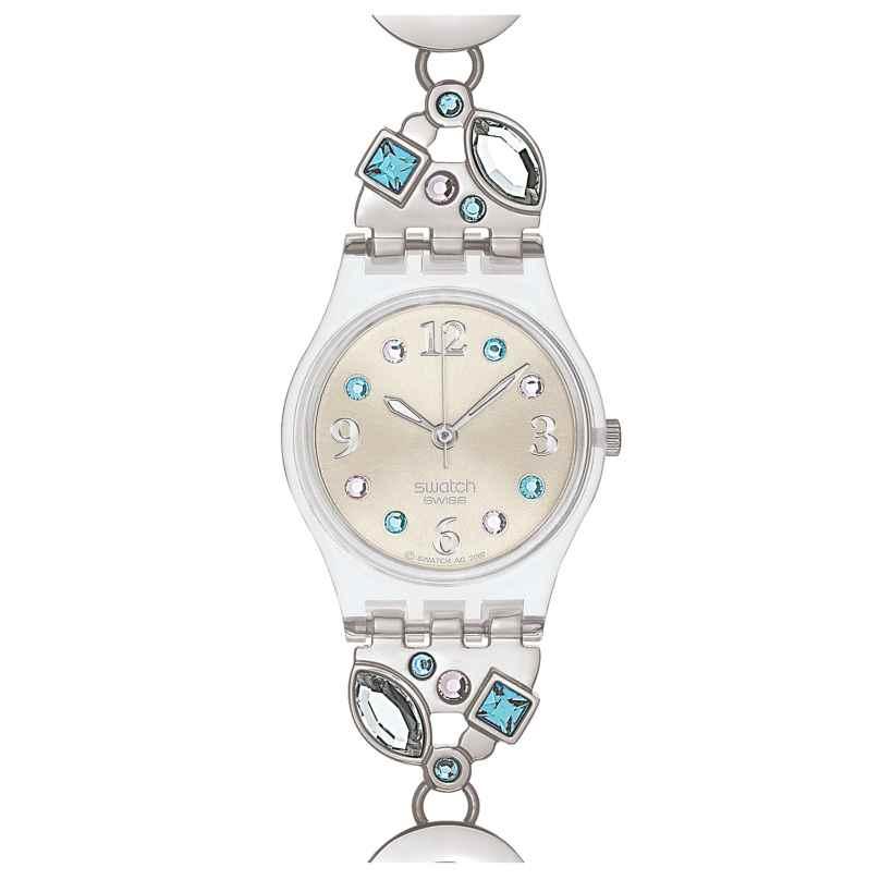 Swatch LK292G Menthol Tone Ladies Watch 7610522440111