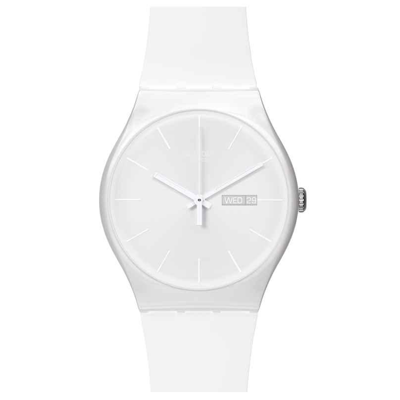 Swatch SUOW701 White Rebel Armbanduhr 7610522252530