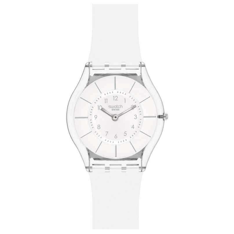 Swatch SFK360 White Classiness Ladies Watch 7610522540507