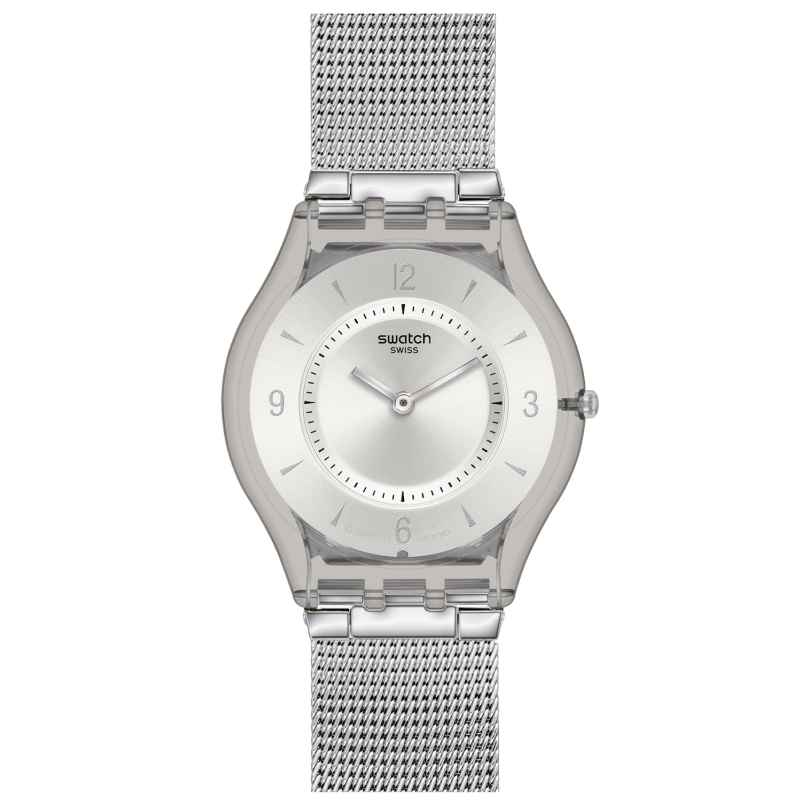 Swatch SFM118M Metal Knit Ladies Watch 7610522540521