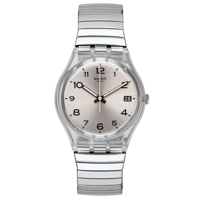 Swatch GM416A Silverall L Damenuhr 7610522689503