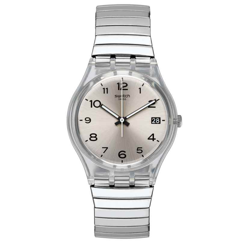 Swatch GM416B Silverall S Damenuhr 7610522689510